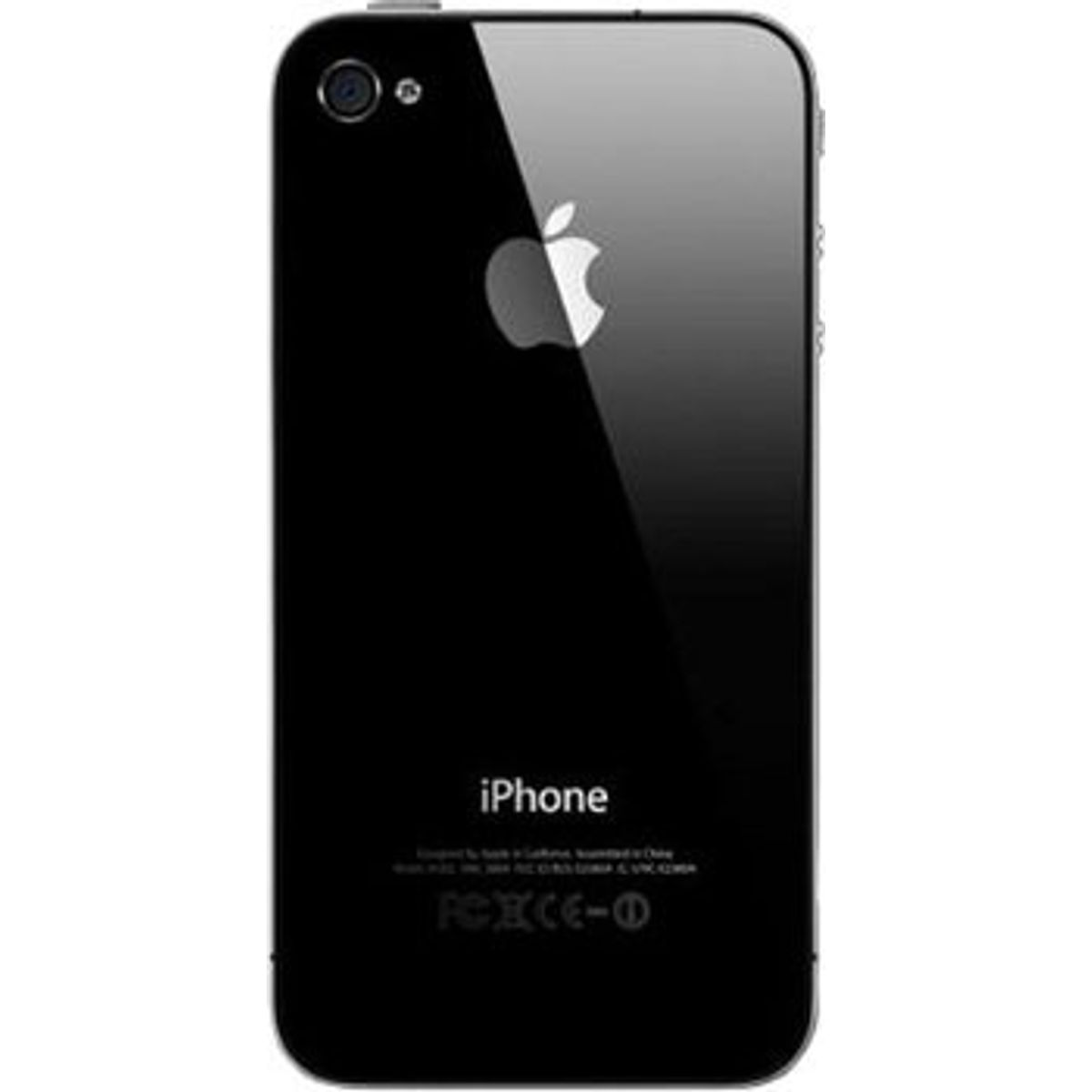 Apple iPhone 4s 64GB Schwarz