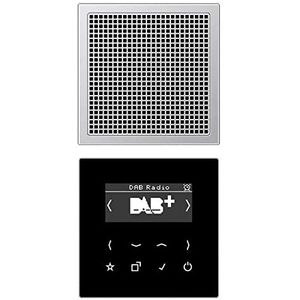 JUNG Smart DAB+ Digitalradio DAB AL1