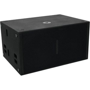 PSSO K-182 Subwoofer 2000W RMS 2x18'' Subwoofer