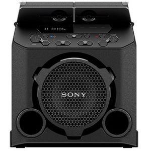 Sony GTK-PG10 High Power Party Lautsprecher (One Box Hifi Music System, integrierter Akku) schwarz
