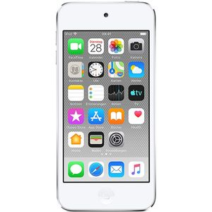 Apple iPod touch (128GB) - Silber (Neuestes Modell) 2019