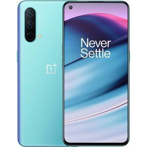 OnePlus Nord CE 5G Smartphone 16cm (6,3 Zoll), AMOLED-Display, 128GB interner Speicher, 8GB RAM, Dual-SIM, Android 11, Blue Void