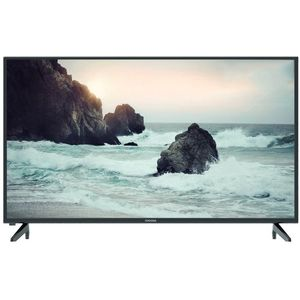 Coocaa 42E3G 106 cm (42 Zoll) LCD-Technologie (Full HD, kein HDR) HD-Triple-Tuner (Sat, Antenne, Kabel) Smart TV Energieklasse G