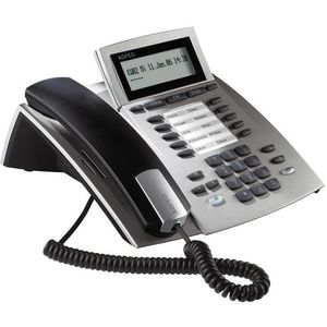 Agfeo Systemtelefon 22 silber