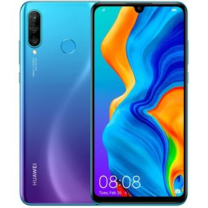 Huawei P30 lite New Edition Smartphone 15,62cm (6,15 Zoll) LTPS-Display, 256GB interner Speicher, 6GB RAM, Dual-SIM, Android 9 (Pie), EMUI 9.0.1, Peacock Blue