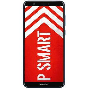 Huawei P smart Smartphone 14,48cm (5,7 Zoll) IPS, LCD-Display, 32GB interner Speicher, 3GB RAM, Dual-SIM, Android, Blue