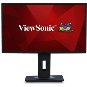 Viewsonic VG2448 - 23,8 Zoll, Full HD (1920 x 1080), IPS-Panel, 60Hz, 5ms, 250cd/m²