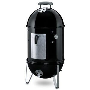 Weber 721004 Smokey Mountain Cooker Holzkohlegrill Klappgrill 47 cm