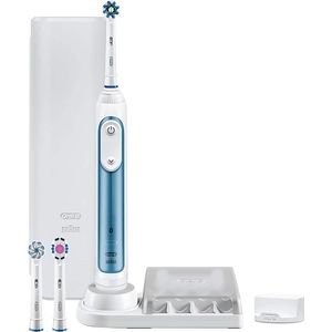 Oral-B Pro Smart 6000N, mit Bluetooth, Smartring, Quadpacer