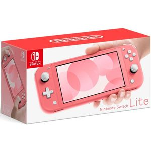 Nintendo Switch Lite Koralle 32GB