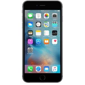 Apple iPhone 6s Plus Smartphone 13,97cm (5,5 Zoll) IPS-Display, 32GB interner Speicher, 2GB RAM, iOS, Spacegrau