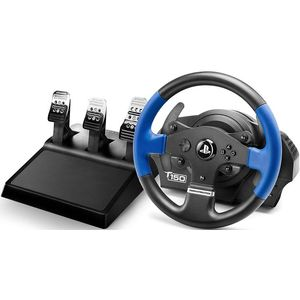 Thrustmaster T50 Pro Force Feedback Schwarz (4160696) (PC, PS3, PS4)