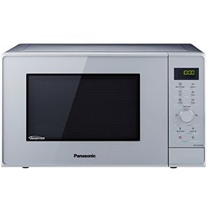 Panasonic Mikrowelle mit Grill silber