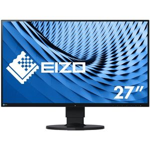 Eizo FlexScan EV2780 (EV2780-BK) - 27 Zoll, WQHD (2560 x 1440), IPS-Panel, 60Hz, 5ms, 350cd/m²