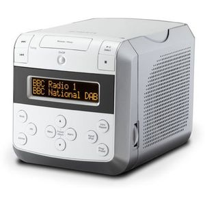 Roberts Radio Sound48 CD/Radio-System weiß