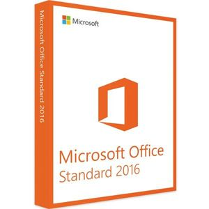 Microsoft Office 2016 Standard - 32&64Bit - USB-Stick - 1PC