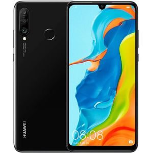 Huawei P30 lite New Edition Smartphone 15,62cm (6,15 Zoll) LTPS-Display, 256GB interner Speicher, 6GB RAM, Dual-SIM, Android 9 (Pie), EMUI 9.0.1, Schwarz