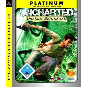 Uncharted - Drakes Schicksal [PLA] (PS3)