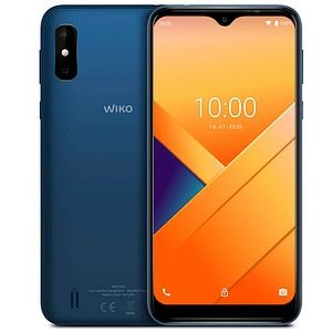 Wiko Y81 Smartphone 15,75cm (6,2 Zoll) IPS-Display, 32GB interner Speicher, 2GB RAM, Dual-SIM, Android, Deep Blue