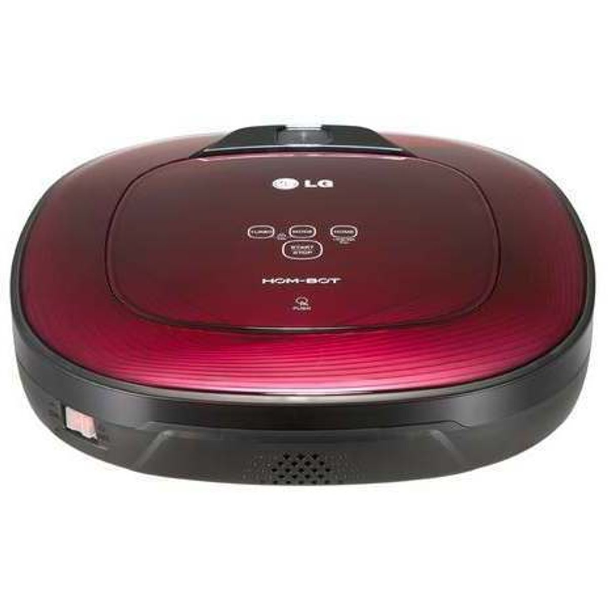LG VR64701LVMP HomBot Square Pet Care