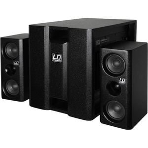 LD Systems LDDAVE8XS Dave Serie Multimedia System (20,3 cm (8 Zoll)
