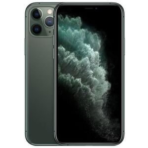 Apple iPhone 11 Pro 512 Smartphone 14,73cm (5,8 Zoll) Super Retina XDR-Display, 512GB interner Speicher, 6GB RAM, iOS, Midnight Green