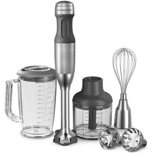 KitchenAid 5KHB2571ESXStabmixer-Set 180W