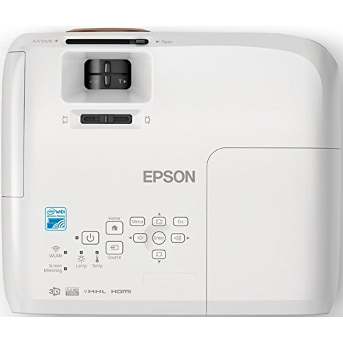 Epson EH-TW5350 (Full HD, LCD)