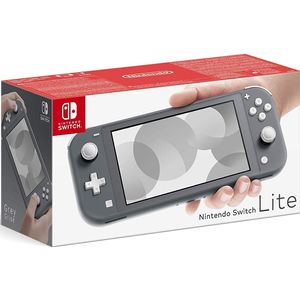 Nintendo Switch Lite Grau 32GB
