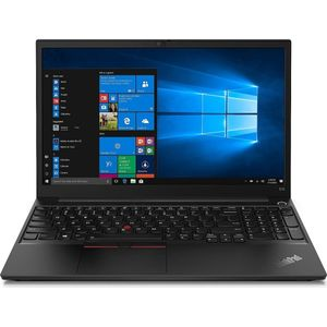 Lenovo ThinkPad E15 - Business-Laptop 15,6 Zoll (39,6 cm) Full HD, Intel Core i5-10210U, 8GB RAM, 256GB SSD, Windows 10 Pro 64-bit (20RD001FGE)