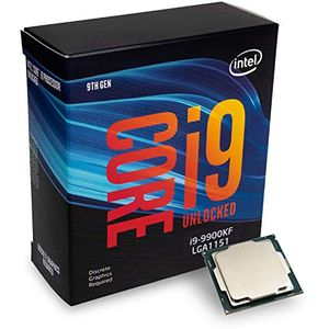 INTEL Core i7-9900KF 3,6GHz LGA1151 16MB Cache Step R0 without Graphics Boxed CPU (BX80684I99900KFS RG1A)