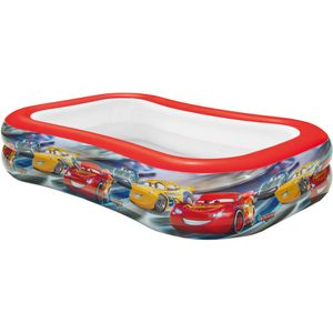Intex Pool Cars Swim Center Mehrfarbig 262x175x56 cm