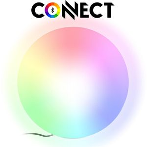 Connect LED Kugellampe Ø 50cm IP65 RGB + CCT