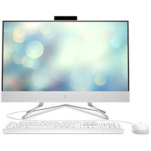 HP 24-df0011ng (23,8 Zoll - Full HD) All-in-One PC (Intel Core i5-1035G1, 8GB DDR4 RAM, 1TB HDD, 256GB SSD, Nvidia GeForce MX330 2GB, Windows 10) weiß