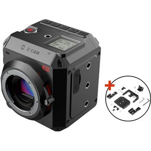 Z-CAM E2 Cinematic Camera + SmallRig Cage