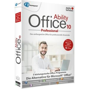 Ability Office 10 Professional (Code in a Box)