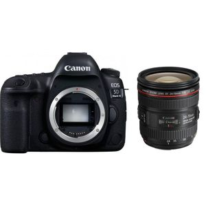 Canon EOS 5D Mark IV + EF 24-70mm f4,0 L IS USM
