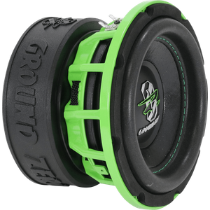 Ground Zero GZHW16SPL 16 cm. SPL Subwoofer Green Edition 1000 Watt Subwoofer