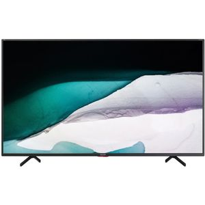 Sharp 43BN5EA 109 cm (43 Zoll) LCD-Technologie (Ultra HD, HDR) HD-Triple-Tuner (Sat, Antenne, Kabel) Smart TV Modelljahr 2020 Energieklasse G