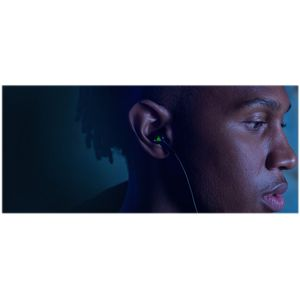 Razer Hammerhead USB-C ANC - In Ear Active Noise Cancellation - Schwarz