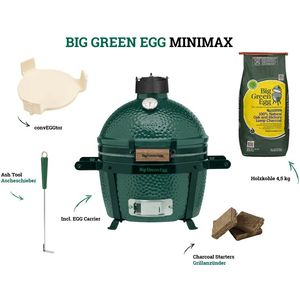 Big Green Egg Kamado MiniMax Starter-Set