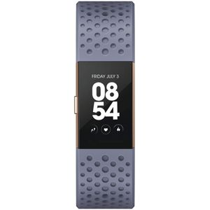 Fitbit Charge 2 S Fitness-Tracker Damen, S, Roségold