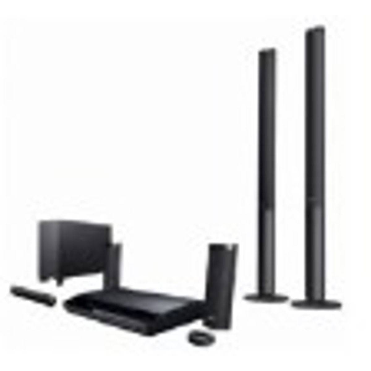 Sony BDV-E880 5.1-Surround-Sound-System, 1000 Watt (RMS)