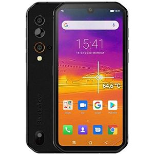 Blackview BV9900 Pro Smartphone 14,8cm (5,83 Zoll) IPS-Display, 128GB interner Speicher, 8GB RAM, Android, Grey