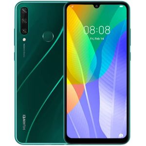 Huawei Y6p Smartphone 16cm (6,3 Zoll) LTPS-Display, 64GB interner Speicher, 3GB RAM, Dual-SIM, Android, Emerald Green