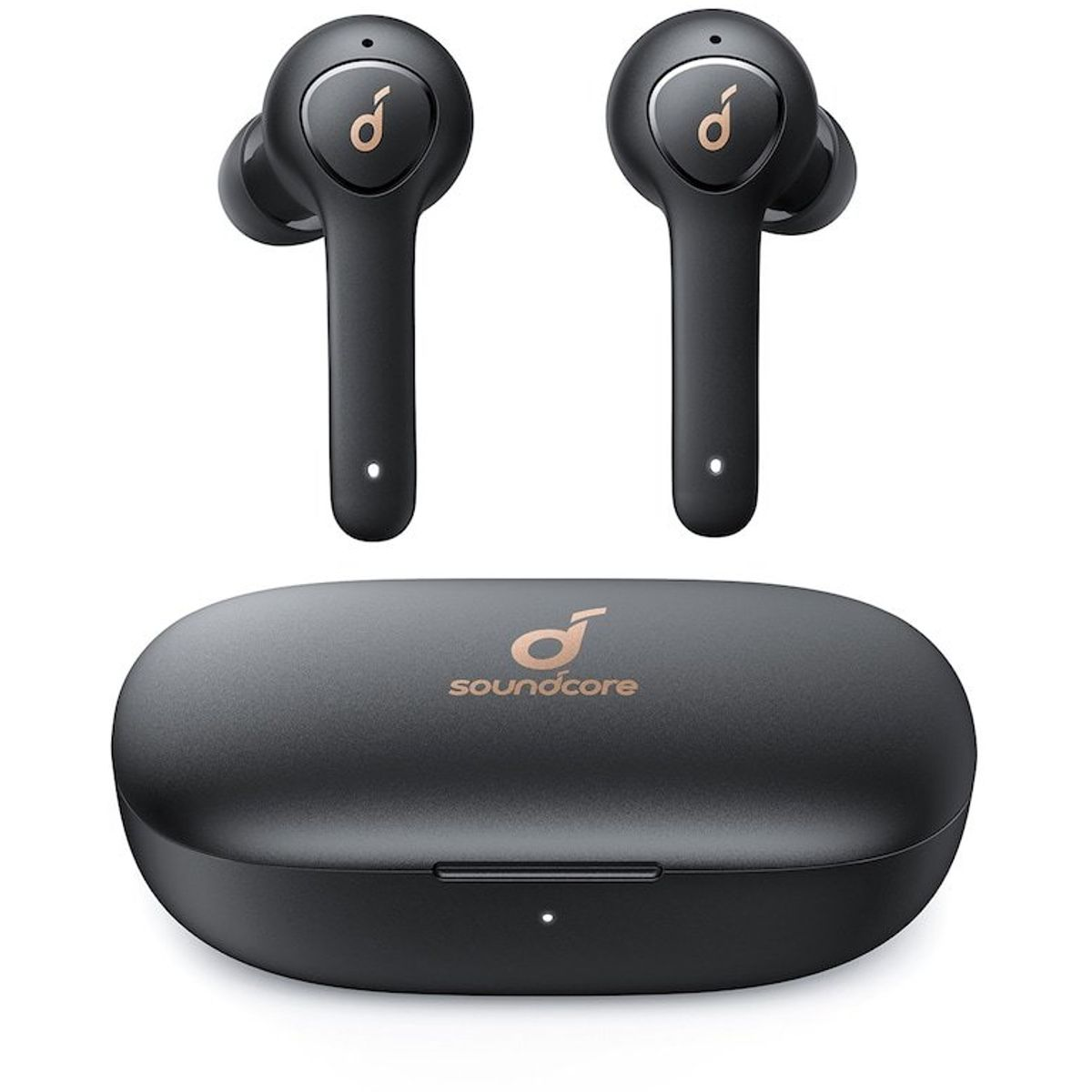 Anker Soundcore Life P2 schwarz In-Ear Kopfhörer True Wireless mit Noise Cancelling