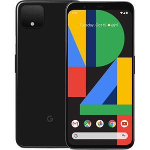 Google Pixel 4a 5G Smartphone 15,75cm (6,2 Zoll) OLED-Display, 128GB interner Speicher, 6GB RAM, Dual-SIM, Android, Just Black