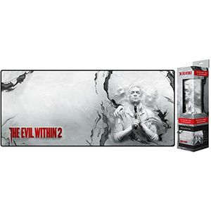 The Evil Within Mousepad Oversize ''Enter The Realm''