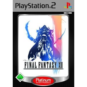 Final Fantasy XII  [PLA] (PS2)