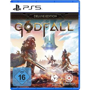Godfall - Deluxe Edition (PS5)